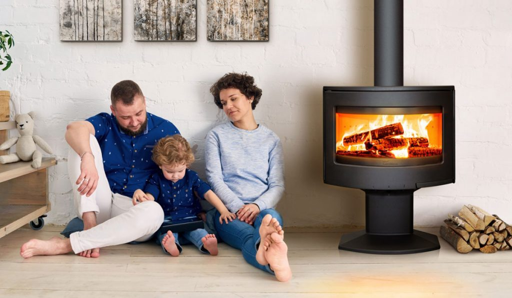 Ambience FIRES & SOLAR - Heating your home
